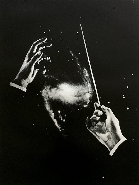 Super Conductor III | Joe Webb | Limited Edition Silkscreen Print