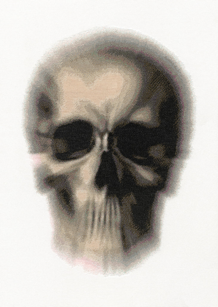 Blurred Skull | Phil Davison | Limited Edition Print