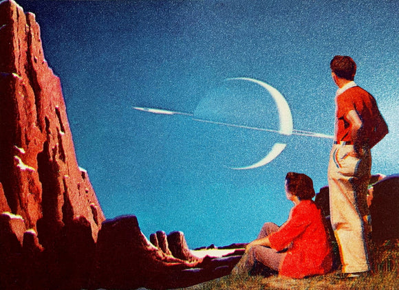 Planetary Folklore | Limited Edition Print | Joe Webb