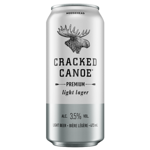 Moosehead Cracked Canoe 473 ml Dose