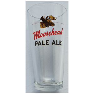 Moosehead Pale Ale Pint Glas 473 ml
