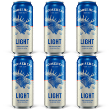 Laden Sie das Bild in den Galerie-Viewer, Moosehead Light Bier 473 ml Dose 6er Pack
