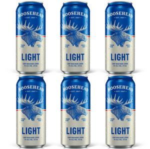 Moosehead Light Bier 473 ml Dose 6er Pack