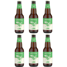 Laden Sie das Bild in den Galerie-Viewer, Moosehead Light Lime 341 ml Flasche 6er Pack