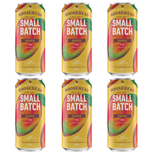 Laden Sie das Bild in den Galerie-Viewer, Moosehead Small Batch Mango IPA 473 ml Dose 6er Pack
