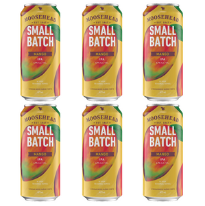 Moosehead Small Batch Mango IPA 473 ml Dose 6er Pack