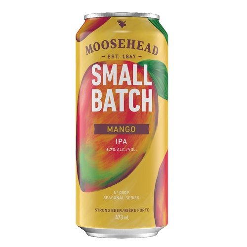 Moosehead Small Batch Mango IPA 473 ml Dose