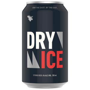 Moosehead Dry Ice 355 ml Dose