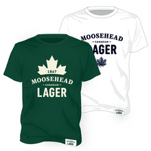 Laden Sie das Bild in den Galerie-Viewer, Moosehead Lager T-Shirt