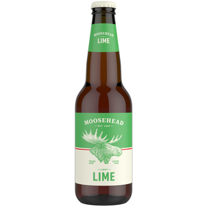 Moosehead Light Lime 341 ml Flasche