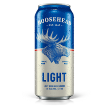Laden Sie das Bild in den Galerie-Viewer, Moosehead Light Bier 473 ml Dose