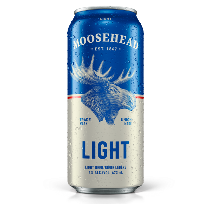 Moosehead Light Bier 473 ml Dose