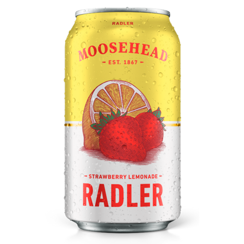 Moosehead Radler Strawberry Lemonade 355 ml Dose