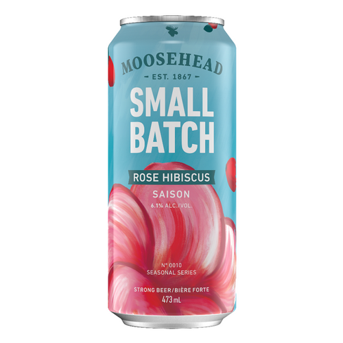 Moosehead Small Batch Rose Hibiscus 473 ml Dose
