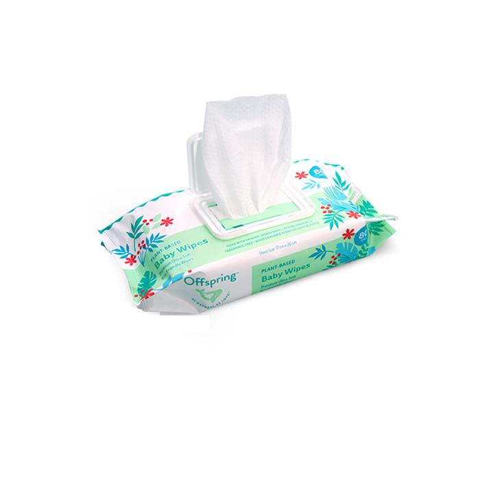 Offspring Baby Wipes 80ct