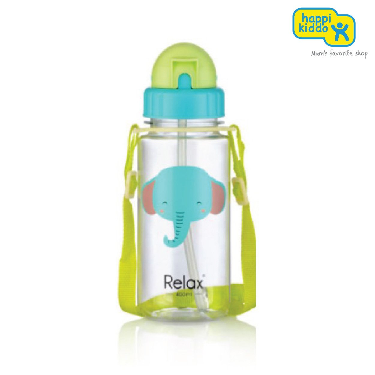 Relax Tritan Kids Water Bottle 400ml