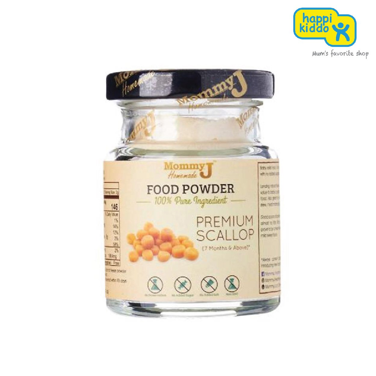 Mommy J Food Powder 40g