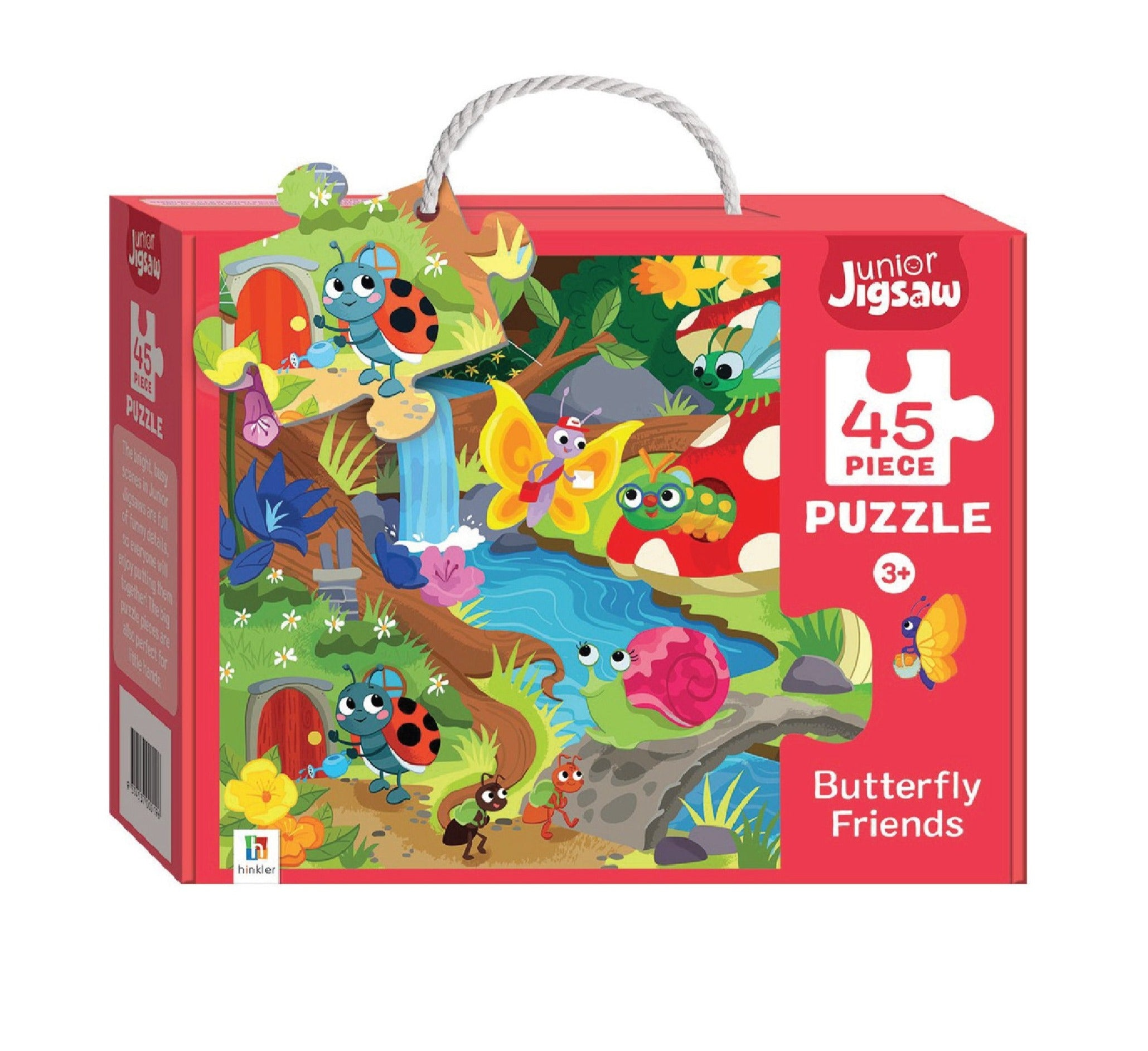 Hinkler Junior Jigsaw Puzzle 45pcs