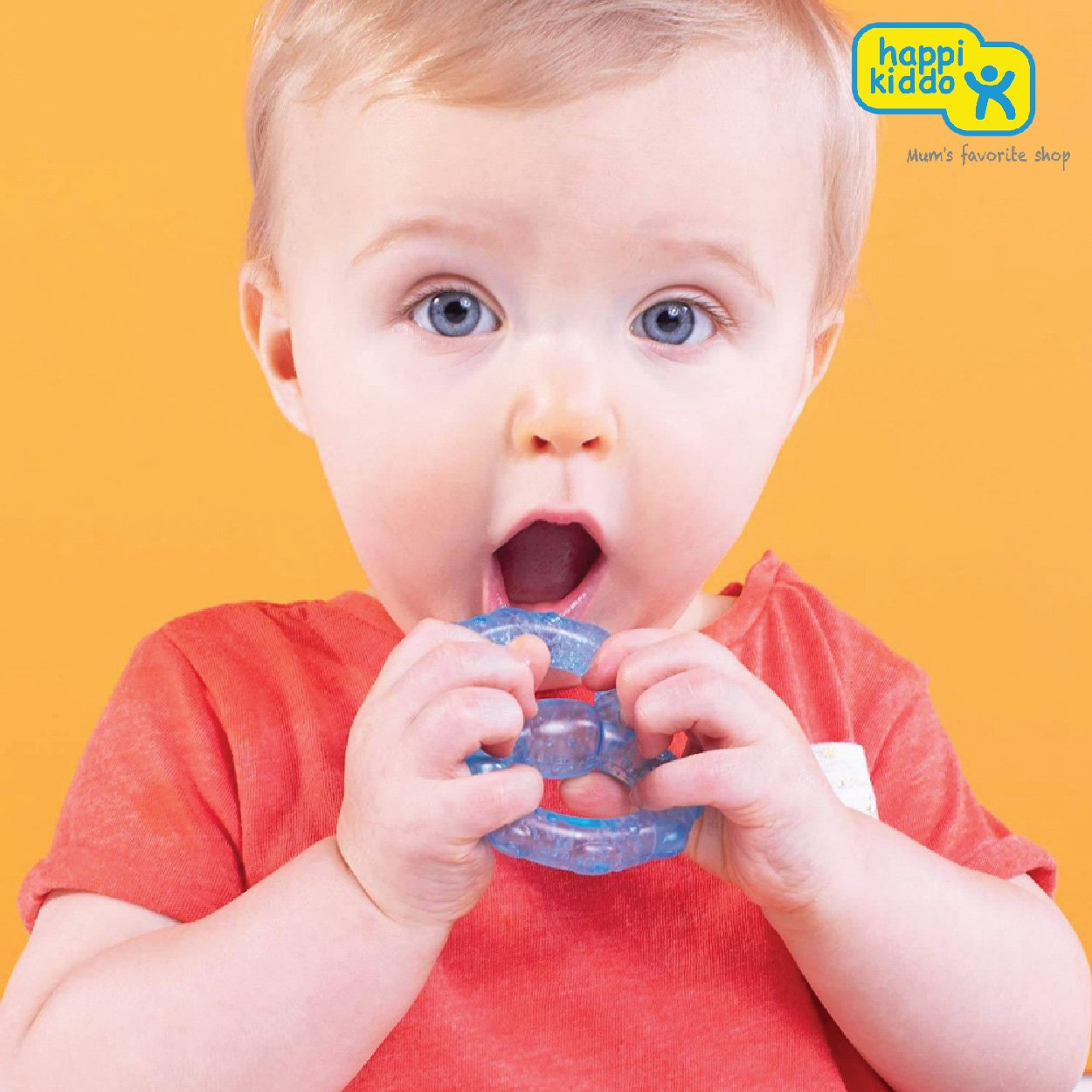 Bright Start Stay Cool Teether