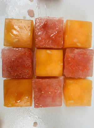 What-A-Melon Cubes or Spears