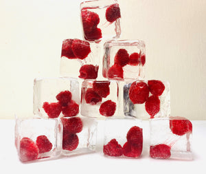Clear LushICE - Berry Collection