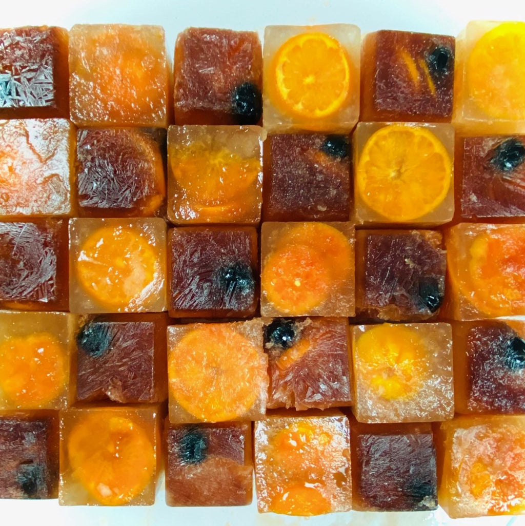 Old Fashioned/Manhattan Cubes or Spears