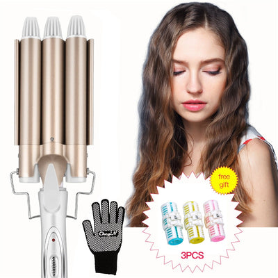 Wave Wand Ceramic Curler