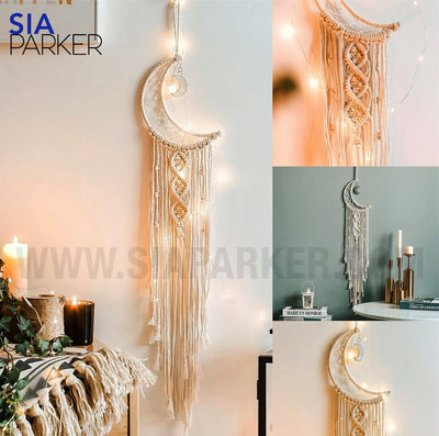 Bal-Moon Dream Catcher by SIA