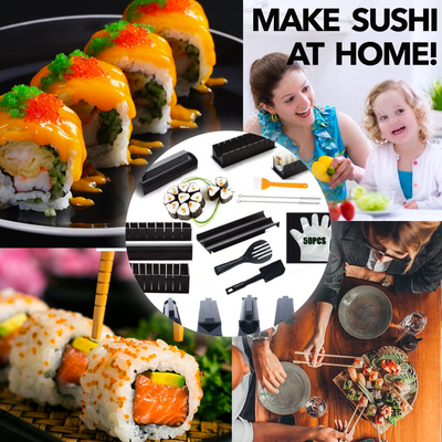 Everyday I'm Sushi-ing by SIA