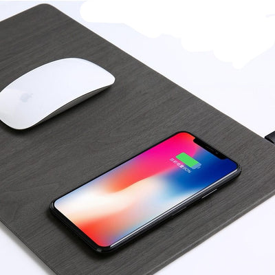 Wireless MousePad Charger by SIA