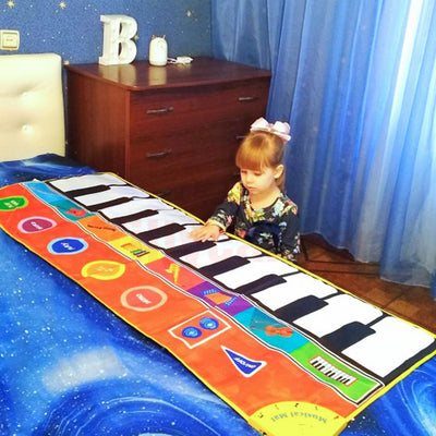 STEPS - Floor Piano Mat
