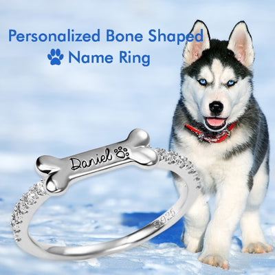 Personalized Bone Ring