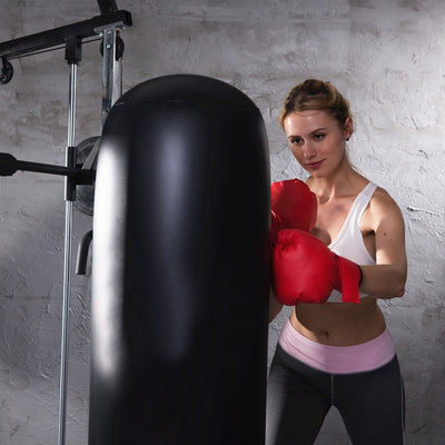 Inflatable Punching Tower Bag by Zali