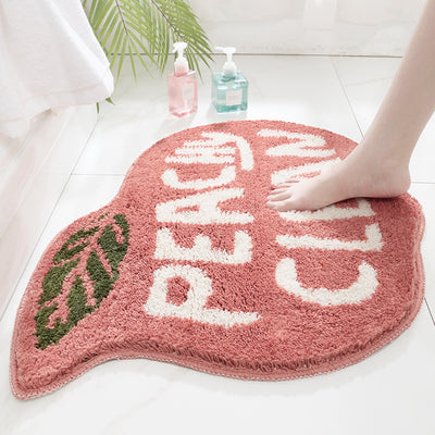 'Squeeze the day' Bathroom Mat