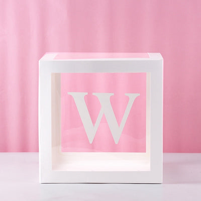 Celebration Designer Letter Blocks by SIA