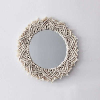 Guzel Macrame Wall Mirrors by SIA