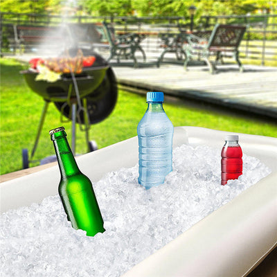 Inflatable Floating Beer Table by SIA