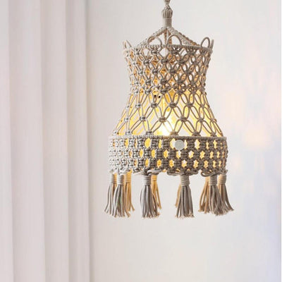Bohemian Tapestry Lampshade by SIA