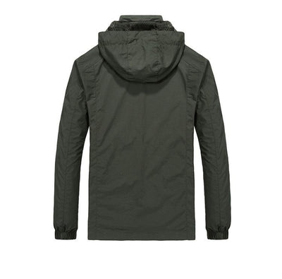 Quick-Dry Fishing Jacket by SIA