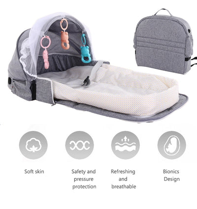 Portable Baby Bed by SIA