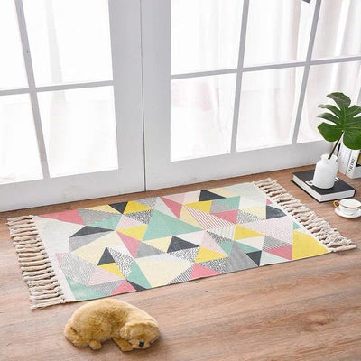 Nordic Knit Rug by SIA