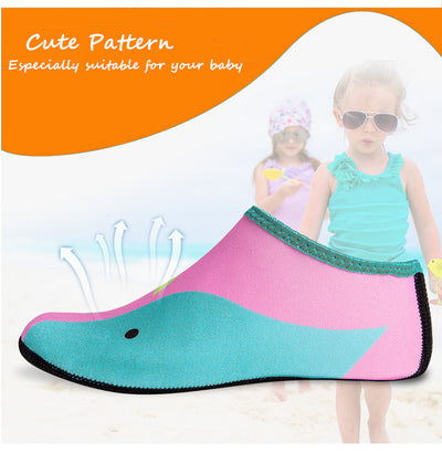 Kids Anti-Slip Beach Socks