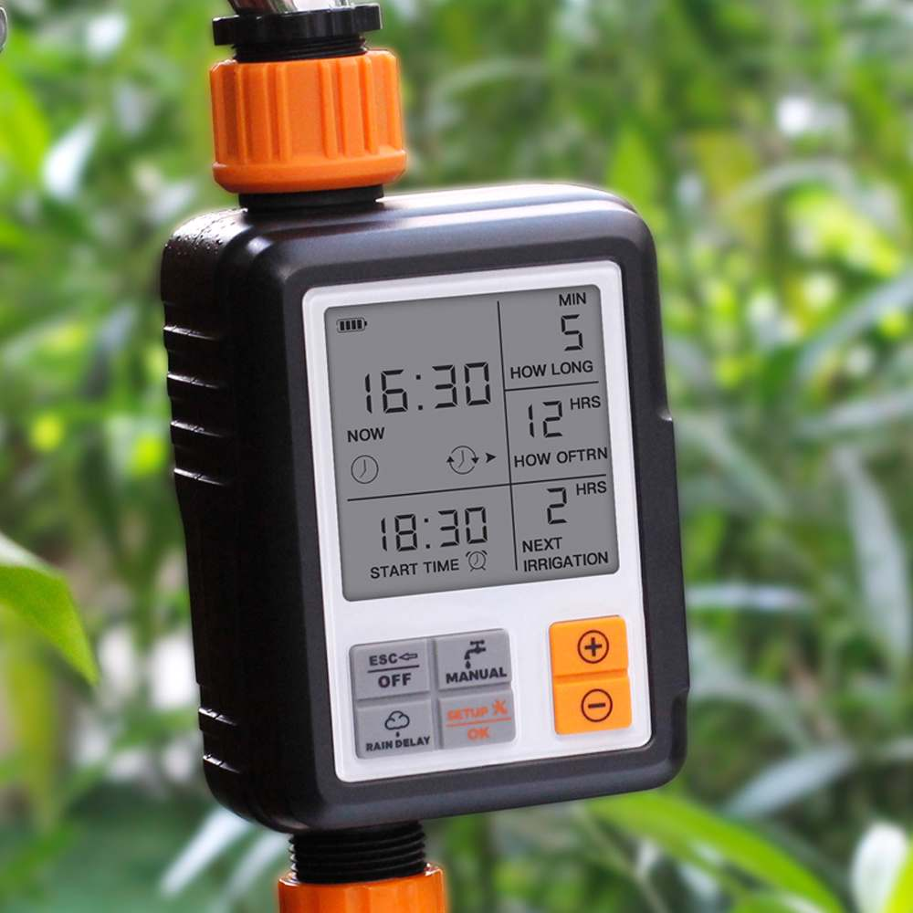 Automatic Garden Water Timer by SIA