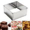 Resizable Stainless Steel Cake Tin  |   Baking Essentials