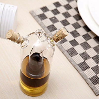 Drizzle Oil & Vinegar Cruet Bottle by SIA