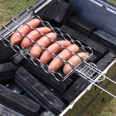 Hot Dog Rack & Stack  |  Your BBQ Companion