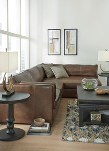 Kiessel 2 Piece Sectional with Corner Chaise