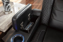 Load image into Gallery viewer, Party Time Power Reclining Sofa with Adjustable Headrest