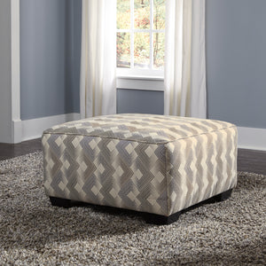 Eltman Oversized Accent Ottoman