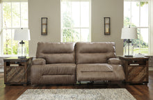 Load image into Gallery viewer, Hazenburg 2 Seat Reclining Power Sofa